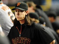 Two-time NL Cy Young Award winner Tim Lincecum could set a record for one of highest salaries asked for and received in arbitration.