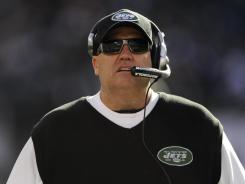 After two AFC Championship Game appearances, Rex Ryan's Jets went 8-8 in 2011.