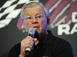 Joe Gibbs was surprised to hear that Kyle Busch would be moving into the Nationwide Series as an owner/driver with his brother, Kurt.