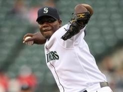 Michael Pineda went 9-10 with a 3.74 ERA in his rookie season.