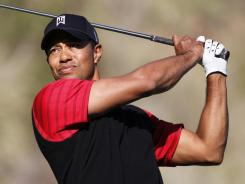 Tiger Woods will begin his 2012 season this week in Abu Dhabi.