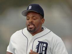 Cecil Fielder spent seven years with the Tigers (1990-96)