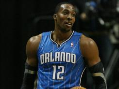 Dwight Howard became the Magic's all-time leading scorer during the Magic's big win over the Pacers on Tuesday. He came into the night needing eight points and he scored 14.