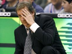 After a dismal 2-15 start, the Wizards dismissed coach Flip Saunders, who is in the third season of a four-year contract. Assistant Randy Wittman takes over.