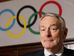 International Olympic Committee member Dick Pound criticized the delay in HGH testing in the NFL.