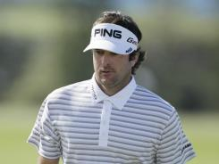 Bubba Watson is the defending champion at the Farmers Insurance Open.