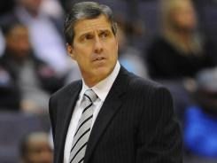 Wizards interim head coach Randy Wittman won his 101st game as a head coach in his first game with Washington on Wednesday.