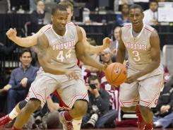 William Buford is Ohio State's second-leading scorer and most prolific three-point shooter.
