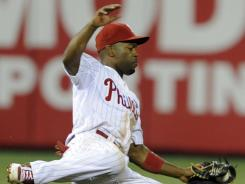 """We're a better club with Jimmy on it"": So says Phillies GM Ruben Amaro Jr. of Jimmy Rollins."