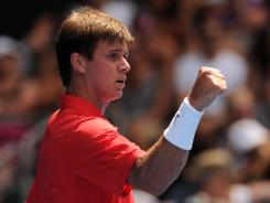 Ryan Harrison was added to the U.S. Davis Cup team that will face Swizterland next month.