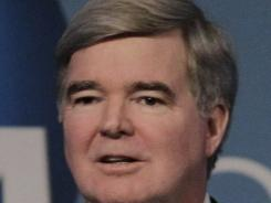 NCAA President Mark Emmert says the examination of the structure of Division I should not be construed that he is pushing for an entirely new division.