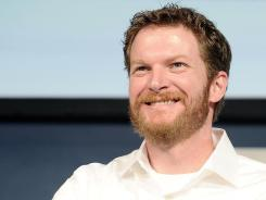 Dale Earnhardt Jr., who carried a full-on beard into late January, spoke with USA TODAY about crew chief Steve Letarte, his video-game obsession and his girlfriend.