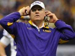 LSU is hoping for a strong finish in recruiting after some misses following a loss the BCS national title game.