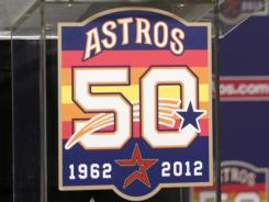 The Astros name is here to stay says new owner Jim Crane.