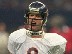 Jim McMahon quarterbacked the Bears to Super Bowl XX in 1985.