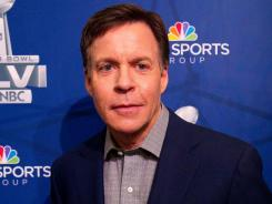 Bob Costas will handle the Super Bowl pregame for NBC sports.