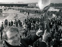 Steelers coach Chuck Noll has the most Super Bowl victories as an NFL coach, with four.