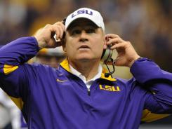 LSU coach Les Miles said he didn't get everyone he went after, but the Tigers got what they needed.