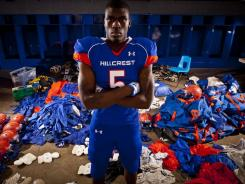 Consensus top recruit Dorial Green-Beckham announced on Wednesday that he will play for Missouri.