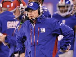 New York Giants head coach Tom Coughlin is back on the Super Bowl sidelines seeking his second title.