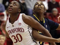 The presence of Nnemkadi Ogwumike, who leads Stanford in scoring and rebounding, gives the fourth-ranked Cardinal an important safety net.