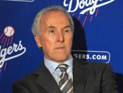 The assault of Brian Stow was one of several off-the-field issues involving the Dodgers last season. Frank McCourt, shown here, is in the midst of selling the team amid a nasty divorce.