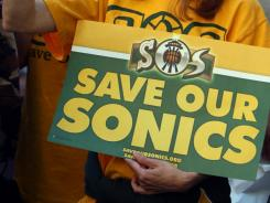 An inspired fan movement was not enough to prevent Seattle from losing their professional basketball team. In 2008, team owner Clay Bennett moved the SuperSonics to Oklahoma City.