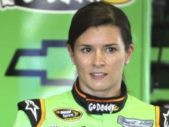 Danica Patrick will be driving a full, 33-race schedule in the Nationwide Series for JR Motorsports and a 10-race Sprint Cup schedule for team owner Tony Stewart.