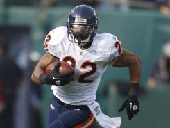 Matt Forte, who led the Bears in rushing yards and receptions, could be in line for a massive payday in free agency.