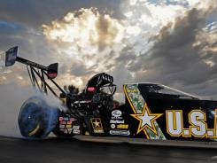 Seven-time champion Tony Schumacher, coming off a surprisingly winless year of 2011, should again be a factor in the prestigious Top Fuel division.