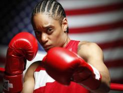 Queen Underwood is a No. 1 seed at the U.S. women's boxing trials. The lightweight was a bronze medalist at the 2010 world championships.