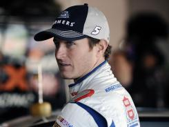 Stability with Hendrick has KASEY KAHNE optimistic for 2012