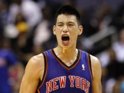 New York Knicks guard Jeremy Lin is exploding in popularity on the web and around the world.