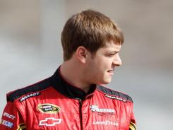 Landon Cassill, who was recently hired to drive the No. 83 Toyota car, will make his Dayton 500 debut on February 26.