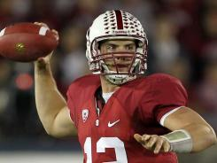 Stanford's Andrew Luck is the prohibitive favorite to be the top pick of the 2012 draft.
