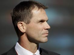 After righting the ship in 2011-12, San Francisco 49ers General Manager Trent Baalke has been given a three-year extension on his contract.