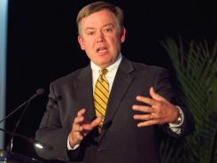 Arizona State president Michael Crow is pushing system that would keep top teams out of BCS bowl games.