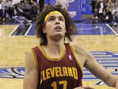 Anderson Varejao is having the best season of his eight-year career, averaging 10.8 points and 11.5 rebounds.