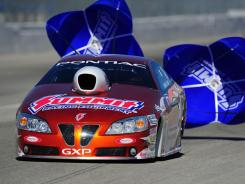 Defending Pro Stock champion Jason Line was the top qualifier in the category for the NHRA Winternationals.