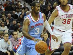 Chris Paul (3) had 18 points, 14 assists and five rebounds to lead the Clippers to their eighth win in 10 games.