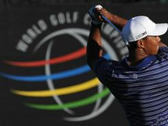 A new World Golf Championships event starting in 2013 might conflict with Tiger Woods' Chevron World Challenge.