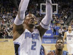 Dwight Howard had 11 points and seven rebounds to help Orlando win its sixth in eight games.