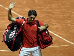 Roger Federer is just 30, but he hasn't won a major since the 2010 Australian Open.