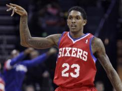 Lou Williams scored a game-high 23 points off the bench to lead the 76ers to their eighth win in 11 games.