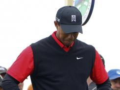 Tiger Woods came up short in the final round at Pebble Beach, meaning he is not back in the winner's circle. Yet.