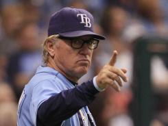 The Rays are 495-477 in six seasons under Joe Maddon.