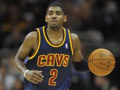 Kyrie Irving (concussion) will return tonight for the Cleveland Cavaliers.