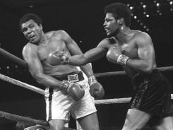 Leon Spinks, then 24, stunned Muhammad Ali by beating him in 1978. Both fighters are now battling brain diseases that have been linked to their long boxing careers.