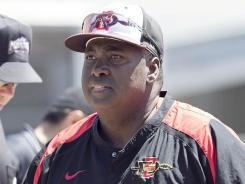 San Diego State says baseball coach Tony Gwynn should be able to return to the dugout in the near future after successful cancer surgery.