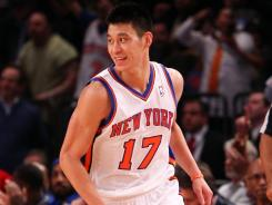 Jeremy Lin has made a splash -- in the U.S. and abroad -- during the Knicks' seven-game win streak, which includes his first six NBA starts.